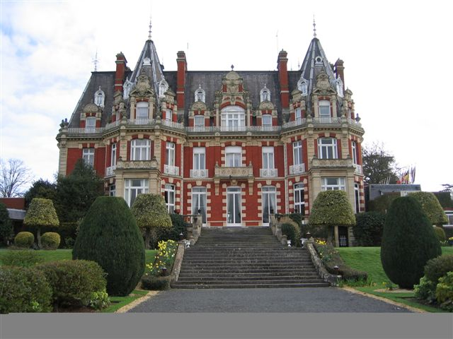 The Chateau Impney Hotel and Impney Regent Centre