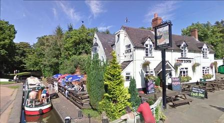 The Lock Inn and Tearoom
