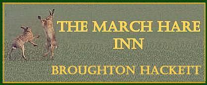 March Hare Inn Broughton Hackett